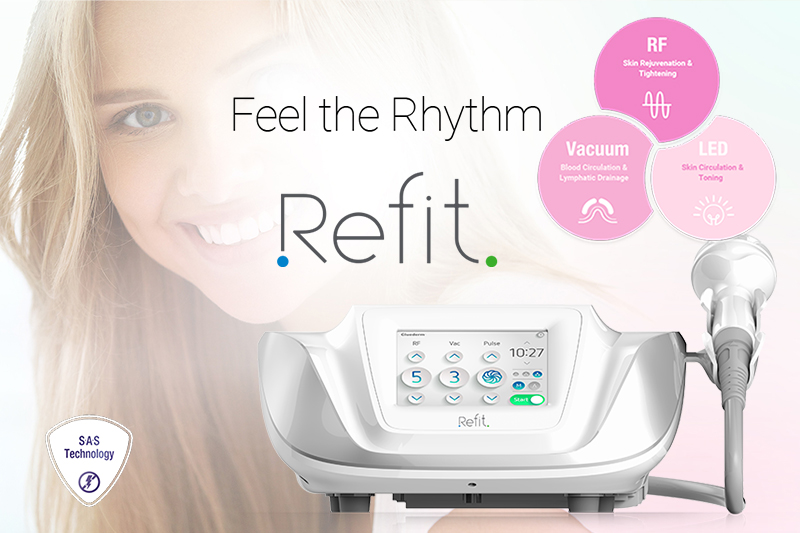 Reshape Yourself with Refit